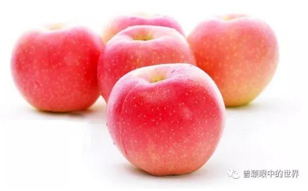 爱不是苹果,可以比大小