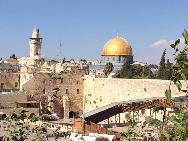 双城记 | 冰美人耶路撒冷 不夜城特拉维夫
