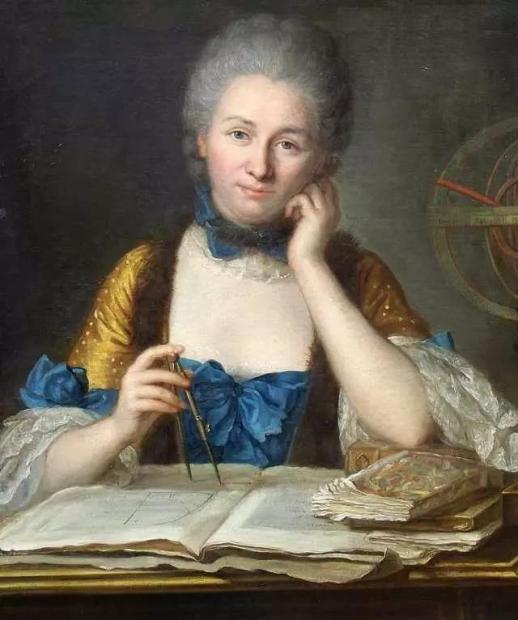 18世纪的一位贵族女科学家