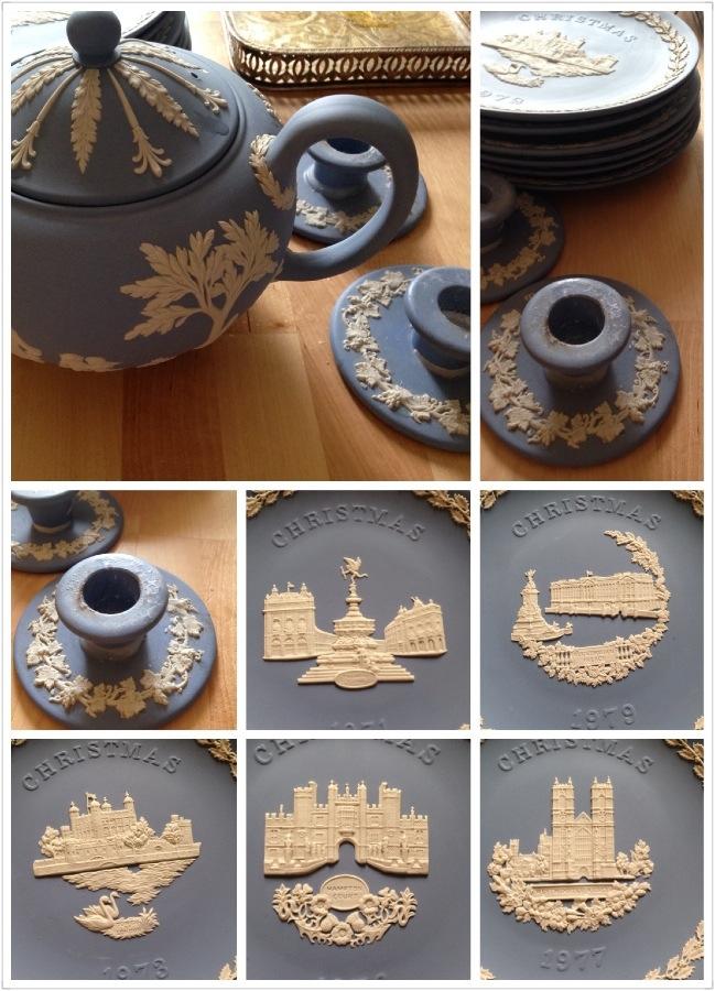 【舊物的故事】Wedgwood:古董瓷器中光陰的痕跡