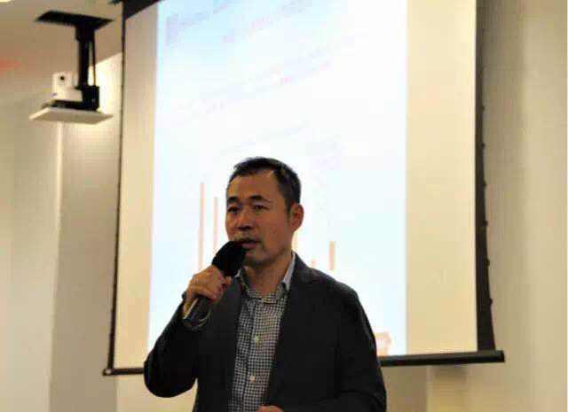 海投资本CEO王金龙出席2017纽约清华校友会,分享海外投资理念