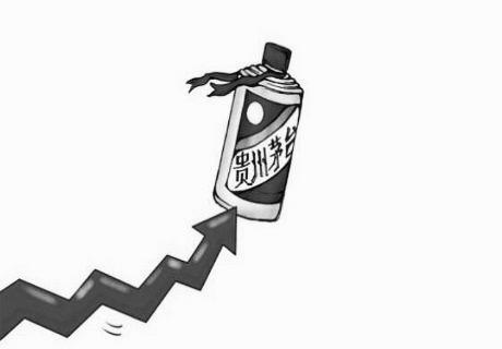 """股价逆天!茅台和中国房价走势的""""骨肉情"""""""