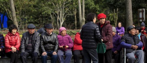 """""""未富先老"""",中国应该怎么办?"""