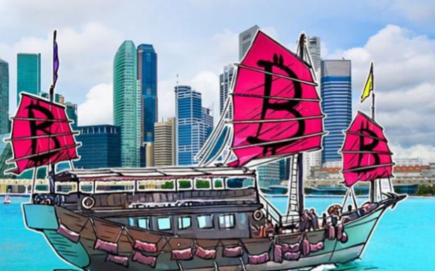 新加坡是ICO的天堂?比特大陆将板块漂移到新加坡| 7.5度干货