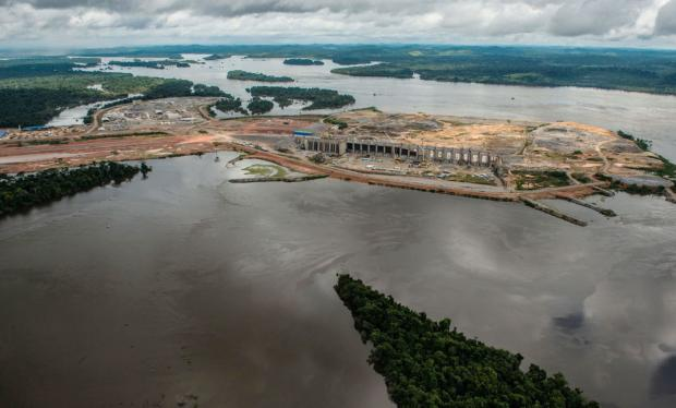筑坝热潮改变巴西亚马逊