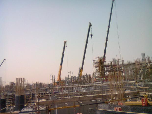 """卡塔尔:建筑业呈现""""强劲增长"""""""