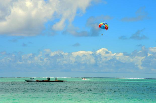毛里求斯之旅:印度洋上的一颗明珠