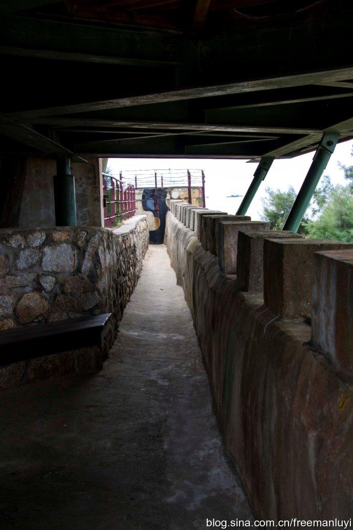 金门探访旧战场感怀