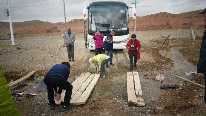 我们率先游览了南疆的处女旅游区 | 南疆游之四
