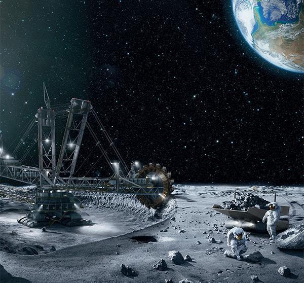价值数万亿美元的小行星,原来是这样的!