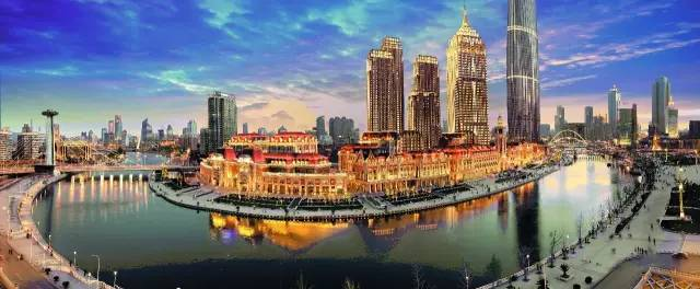百强城市榜:成都将赶超天津成为中国第五城?