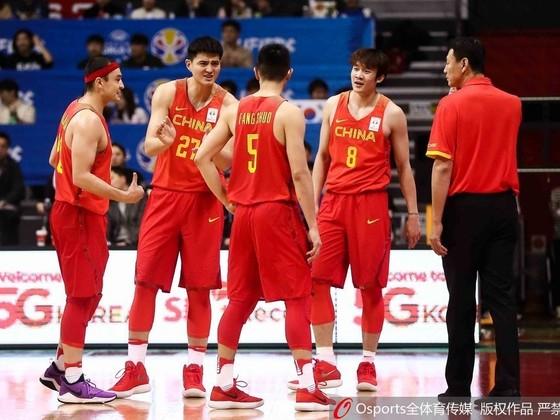 中国男篮的劲敌韩国这次口不服心里也得服
