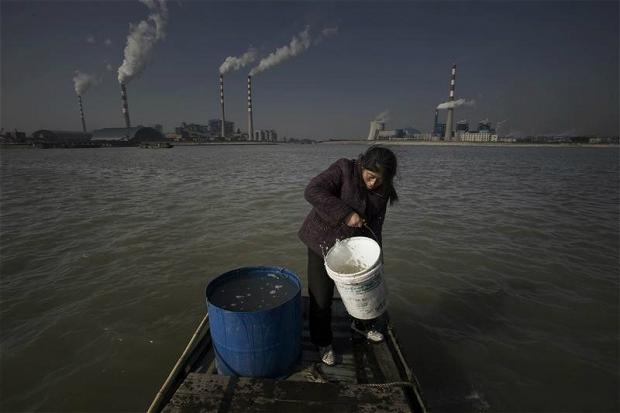 人类学家访谈:中国农民这样应对污染
