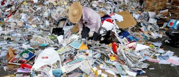 中国禁止进口洋垃圾,回收经济的未来将走向何处?