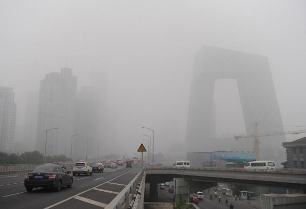 750亿:PM2.5浓度每上升10微克/立方米造成的医疗成本