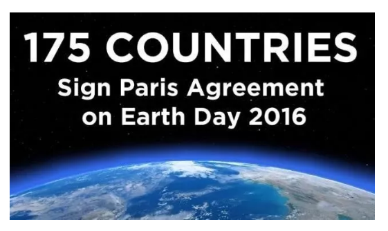 美国退出《巴黎协定》的负面冲击和正向效应