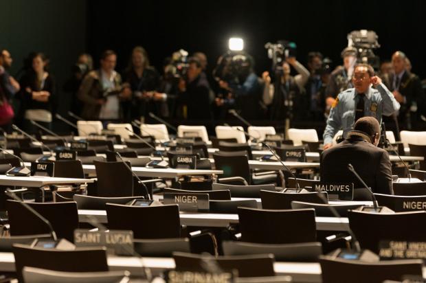 气候援助资金仍旧是谈判桌上的难题