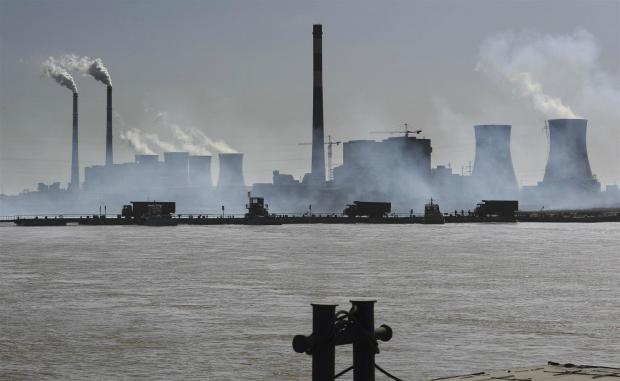 研究预测2017年全球碳排放出现反弹