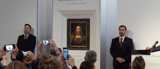 全世界价格最贵的10幅画作