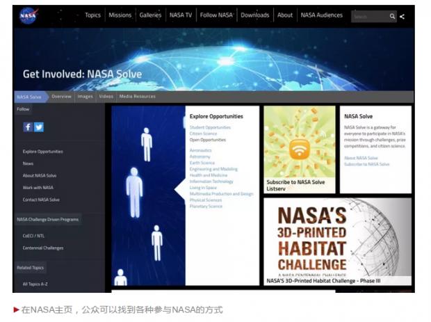 """""""叫醒你的好奇心"""":NASA请你给新天体取名字"""