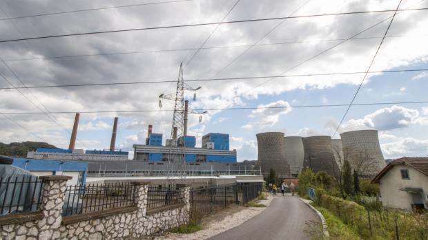 一座波黑煤电厂的空气污染日记