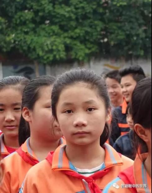 赴广西参加留守儿童助学项目