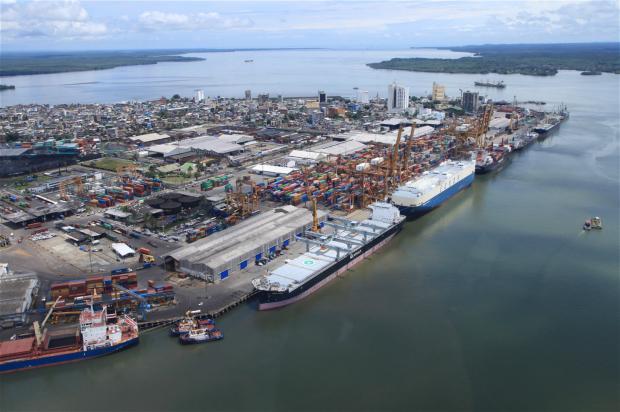 中国有意扩建哥伦比亚的布埃纳文图拉港