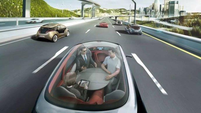 象征着「过去的未来」的无人驾驶时代