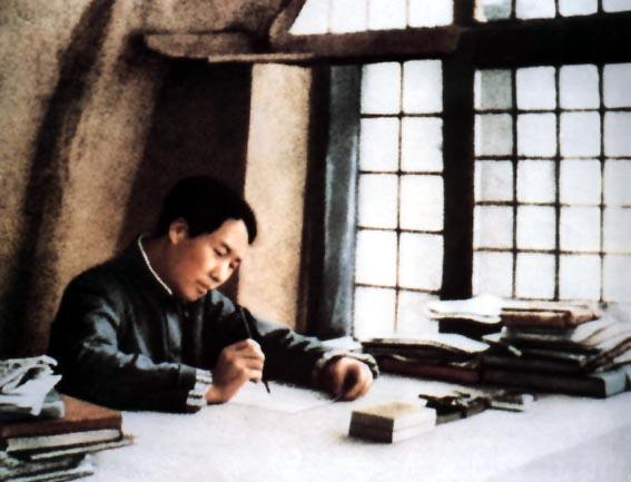 [转载]毛泽东一家的生活开支账目......