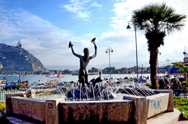 意大利之旅:畅游西西里岛