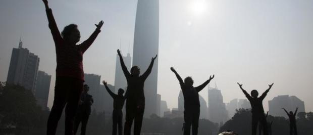 研究表明,中国的空气有所改善