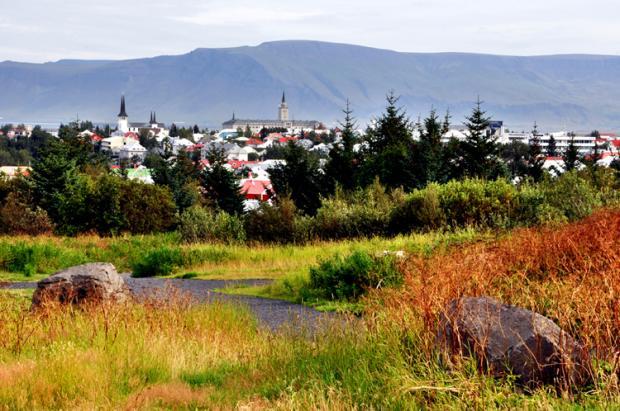 冰岛之旅:冰与火的国度