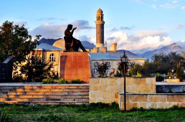 阿塞拜疆之旅:火的国家