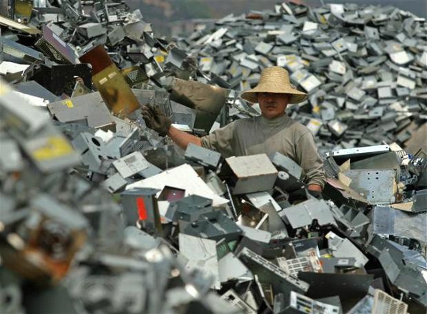 是否放松垃圾进口禁令?这是个问题