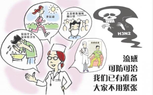 乙型流感与甲型流感有何不同?