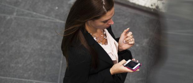 生活工作平衡被打破,都是手机惹的祸?