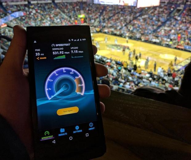 千兆级LTE在5G前夕越来越受欢迎