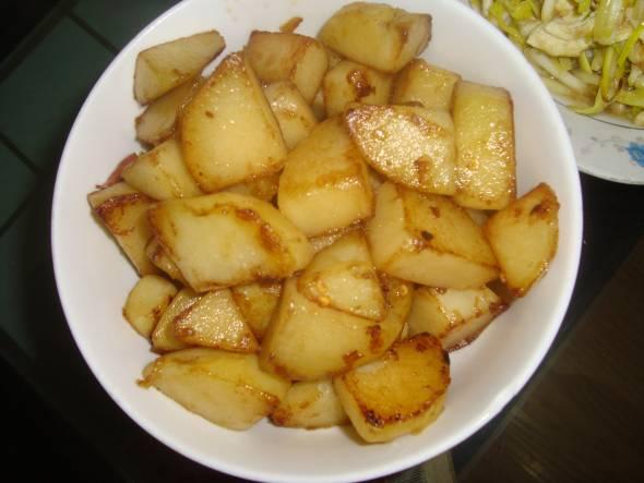 我这辈子做的第一道菜