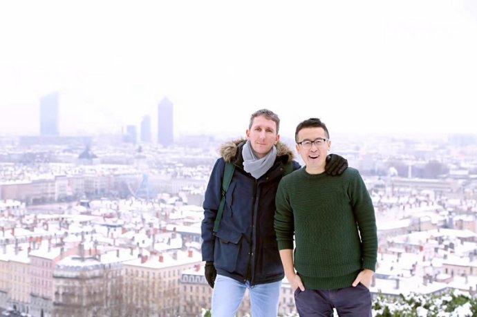 法国最美冬季,梅杰夫和里昂双城记