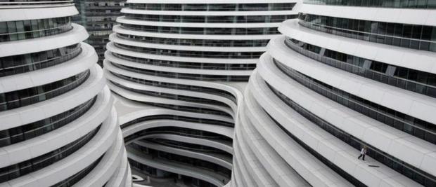 未来建筑将颠覆我们对城市天际系的想象