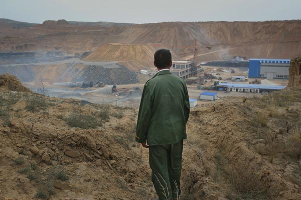 煤炭与中国现代性的百年纠葛