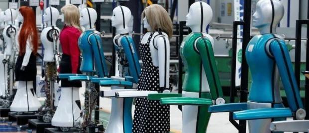 机器人来了!正在工作的你或被其取代
