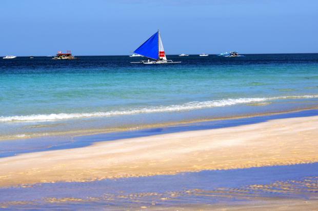 菲律宾之旅:休闲长滩岛