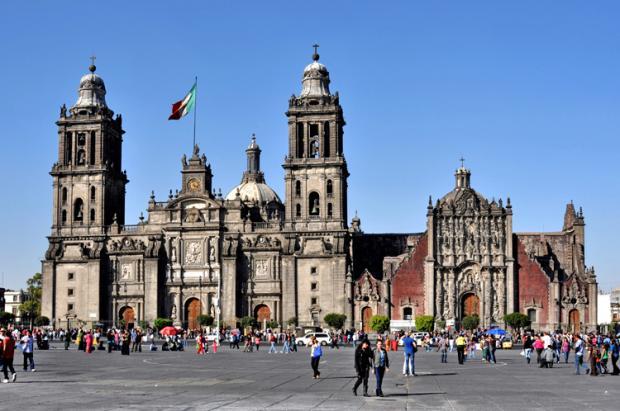 墨西哥之旅:墨西哥城掠影