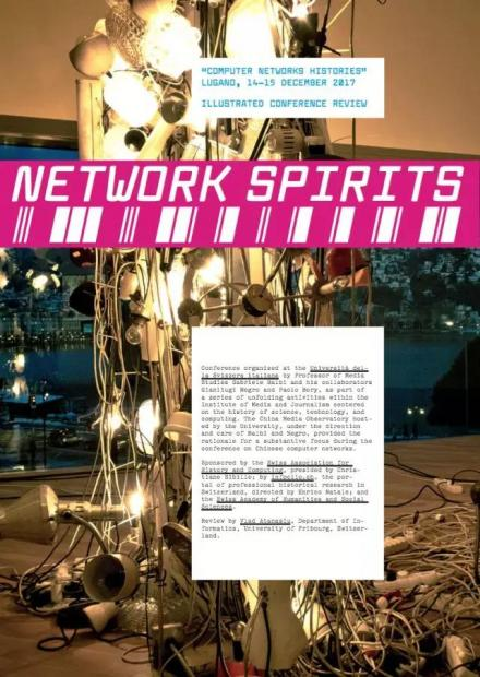 Network Spirits: An Illustrated Conference Report