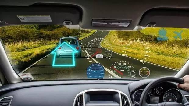 巨头的战争:四大黑科技读懂作为智能终端的汽车新物种