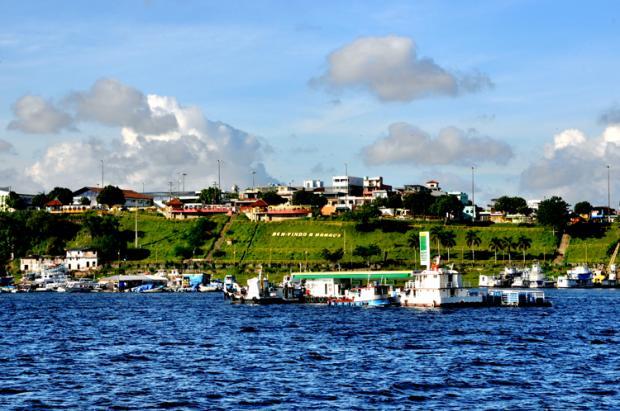 巴西之旅:亚马孙河畔的玛瑙斯
