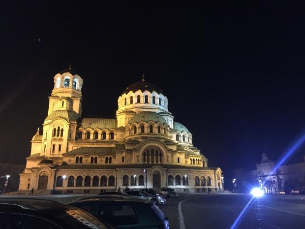 索菲亚之夜