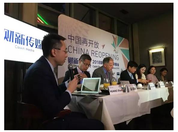 达沃斯手记丨第二天,施瓦布四十年中国情节