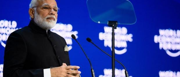 印度总理莫迪:人类文明面临的三大威胁